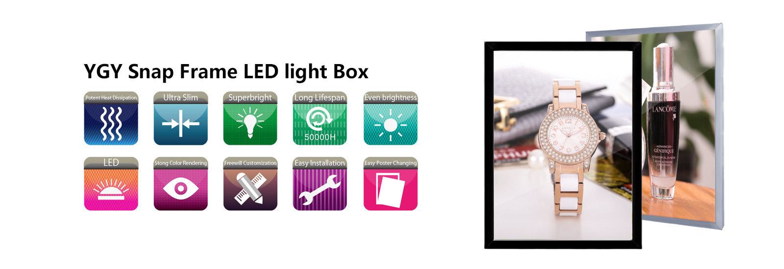 China best Lockable Light Box on sales