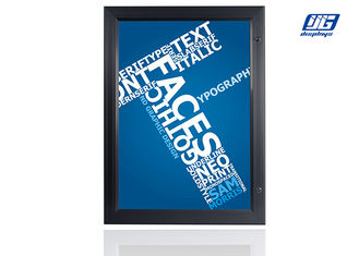 Good Quality Snap Frame Light Box & Aluminum Frame Lockable Light Box A0 High Brightness Advertising Poster Holder on sale