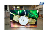 Backlit Aluminum Material Snap Frame Light Box / Frameless Fabric Picture Frame For Advertising