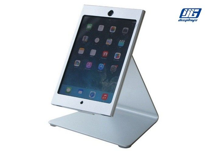 Flexible Tablet IPad Display Stand Aluminum / Iron Profile 270° Tilt Angle