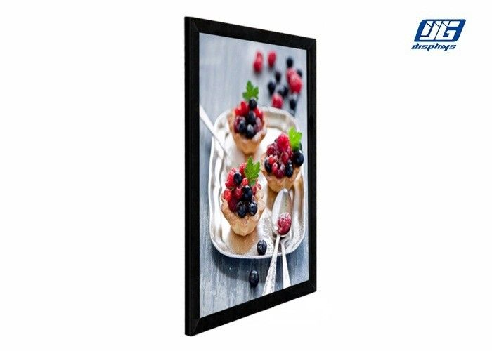 LED Wall Frame Light Box Graphic Poster Photo Display