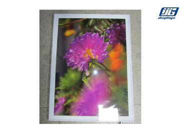 China A1 Size Magnetic Poster Light Box Acrylic 25W Front Opening With Suction Cap factory