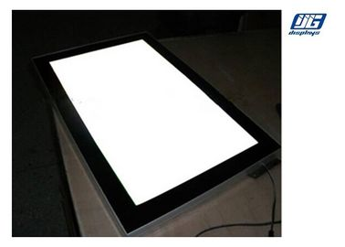 China Durable 5x7 Ultra Thin Light Box Self Adhesive Convenient Replacement For Picture factory
