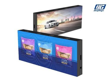 1920x960mm Viewing Size P6 Self Adjustment LED Screen for Advertising