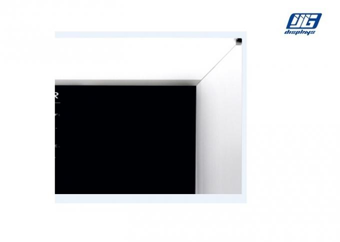 Aluminum Snap Frame Light Box 22mm Thickness White / Silver / Black